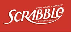'SCRABBLE' game logo