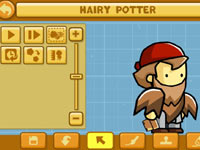 Altering a created object in Scribblenauts Unlimited