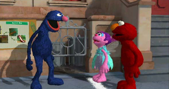 Amazon.com: Sesame Street: Ready, Set, Grover! - Nintendo Wii: Video
