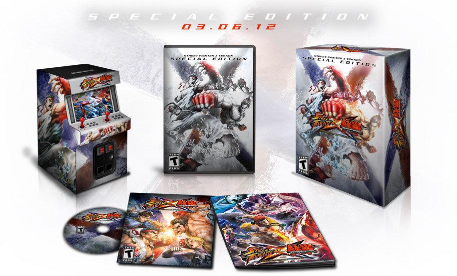 Amazon.com: Street Fighter X Tekken: Special Edition