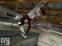 Shred your way to the top in the Skate 3 Career Mode