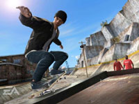 Rule the all-new Skate.Park in Skate 3