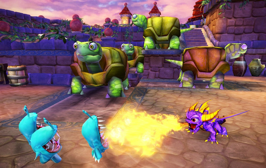Amazon.com: Skylanders Spyro's Adventure Starter Pack - Playstation 3