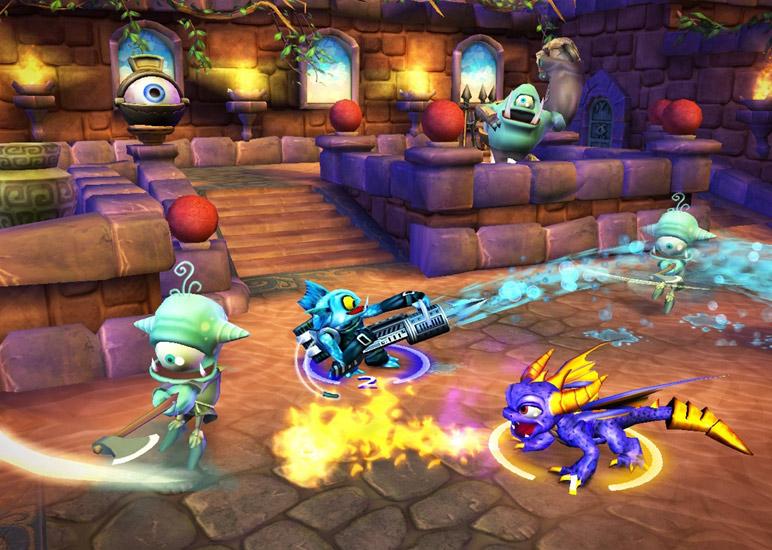 Amazon.com: Skylanders Spyro's Adventure Starter Pack - Xbox 360