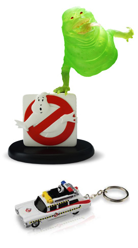 Slimer Mini Figurine