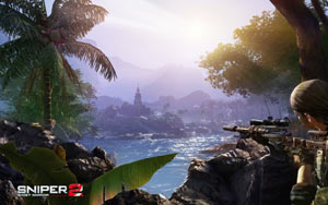 A Phillipine jungle setting in Sniper: Ghost Warrior 2