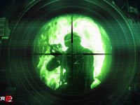 Night vision capabilities from Sniper: Ghost Warrior 2