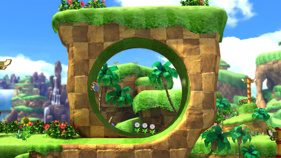 Amazon.com: Sonic Generations - PlayStation 3: Sega of America Inc