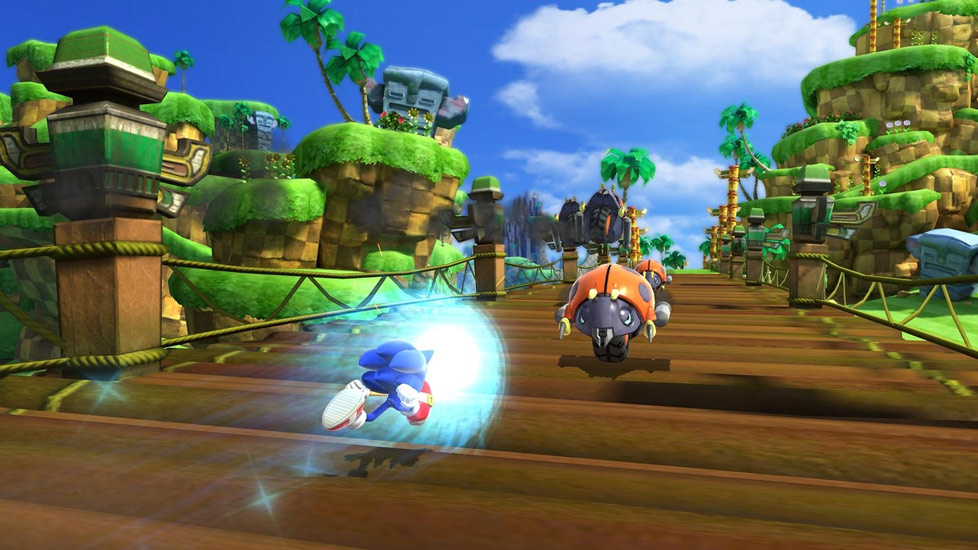 Amazon.com: Sonic Generations - PlayStation 3: Sega of America Inc