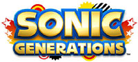 Sonic Generations game logo