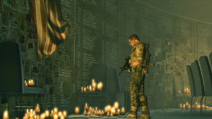 An example of the ugly realities of war in Spec Ops: The Line