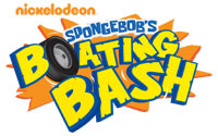 Spongebob's Boating Bash game logo