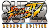 Super Street Fighter IV: Arcade Edition game logo