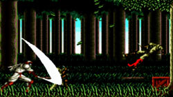 Ninja fight in 'Shinobi III'