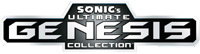 'Sonic's Ultimate Genesis Collection' game logo