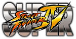 Super Street Fighter IV game logo