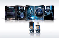 Contents of the Star Wars: The Force Unleashed II Collector's Edition for PS3