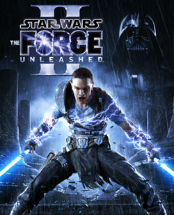 Key art for Star Wars: The Force Unleashed II