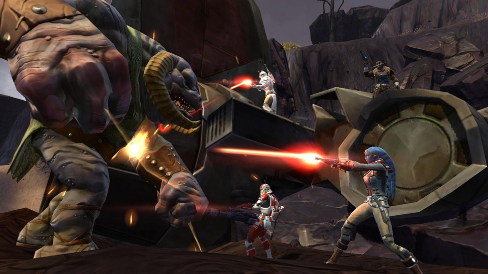Star Wars: The Old Republic (SWTOR) - 3