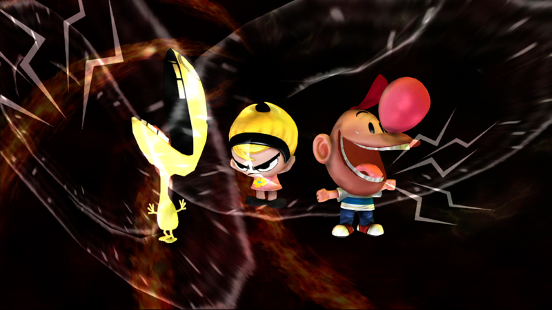 Amazon Com Cartoon Network Punch Time Explosion Xl Playstation 3