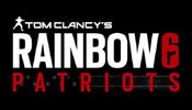 Tom Clancy's Rainbow 6 Patriots game logo