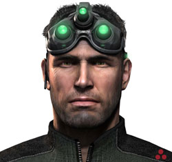 Sam Fisher from Tom Clancy's Splinter Cell: Conviction
