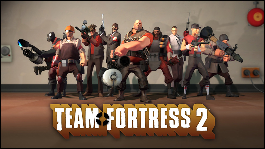 Amazon Com Team Fortress 2 Pc Collector S Video Games