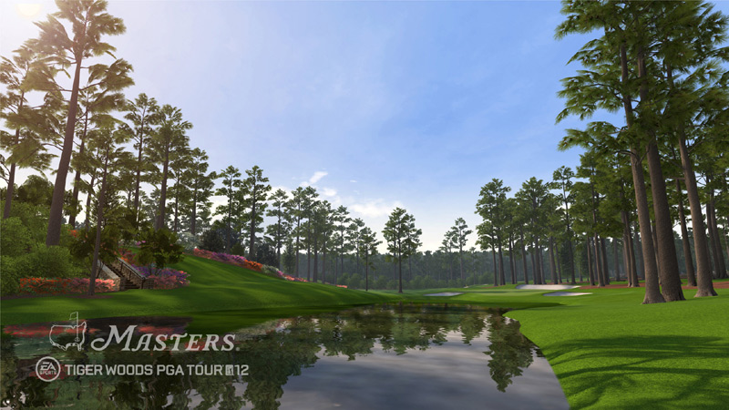 Amazon Com Tiger Woods Pga Tour 12 The Masters Xbox 360 Video Games
