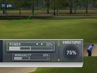 In-game help in 'EA Sports Tiger Woods PGA Tour 10