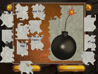 Mini-game action from Titanic Mystery