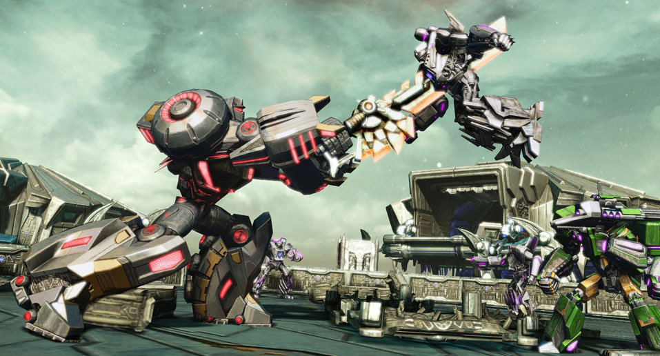 transformers fall of cybertron demo pc download