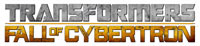 Transformers: Fall of Cybertron game logo