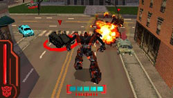 Over-the-top action in 'Transformers: Revenge of the Fallen Autobots'