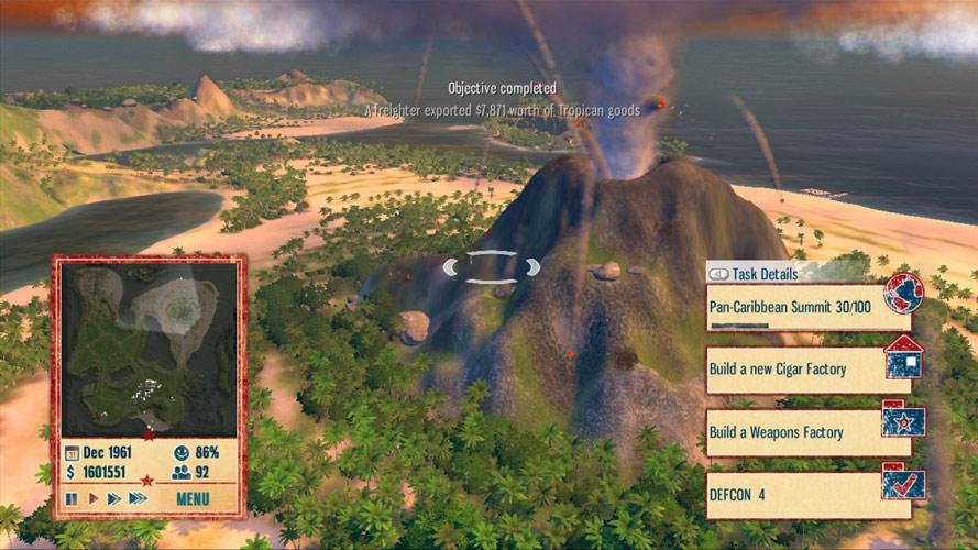 Tropico 4 trading system