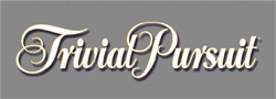 'Trivial Pursuit' game logo