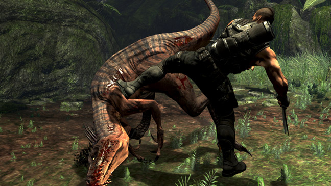 Amazon.com: Turok - Xbox 360: Artist Not Provided: Video Games