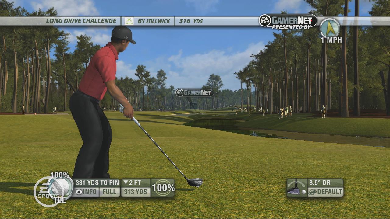 Tiger Woods Pga Tour  Xbox  Course List