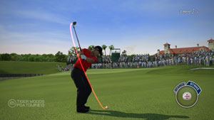 Total swing control in Tiger Woods PGA Tour 13: The Masters Collection Edition for PS3