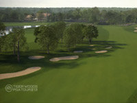 Crooked Stick hole 11 for Tiger Woods PGA Tour 13: The Masters Collection Edition for PS3