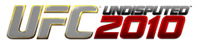 UFC Undisputed 2010 game logo