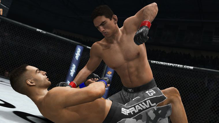 Amazon.com: UFC Undisputed 3: Playstation 3: Video Games