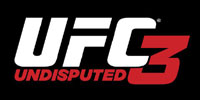 UFC Undisputed 3 game logo