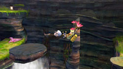 3-D platforming in 'UP' The Video Game