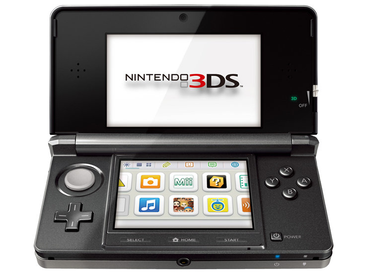 Amazon.com: Nintendo 3DS - Flame Red: Video Games