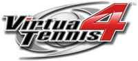 Virtua Tennis 4 game logo