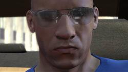 Vin Diesel in 'Wheelman'