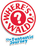 Where's Waldo?: The Fantastic Journey game logo