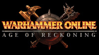 'Warhammer Online: Age of Reckoning' game logo