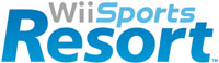 Wii Sports Resort game logo
