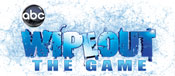 Wipeout: the Game game logo